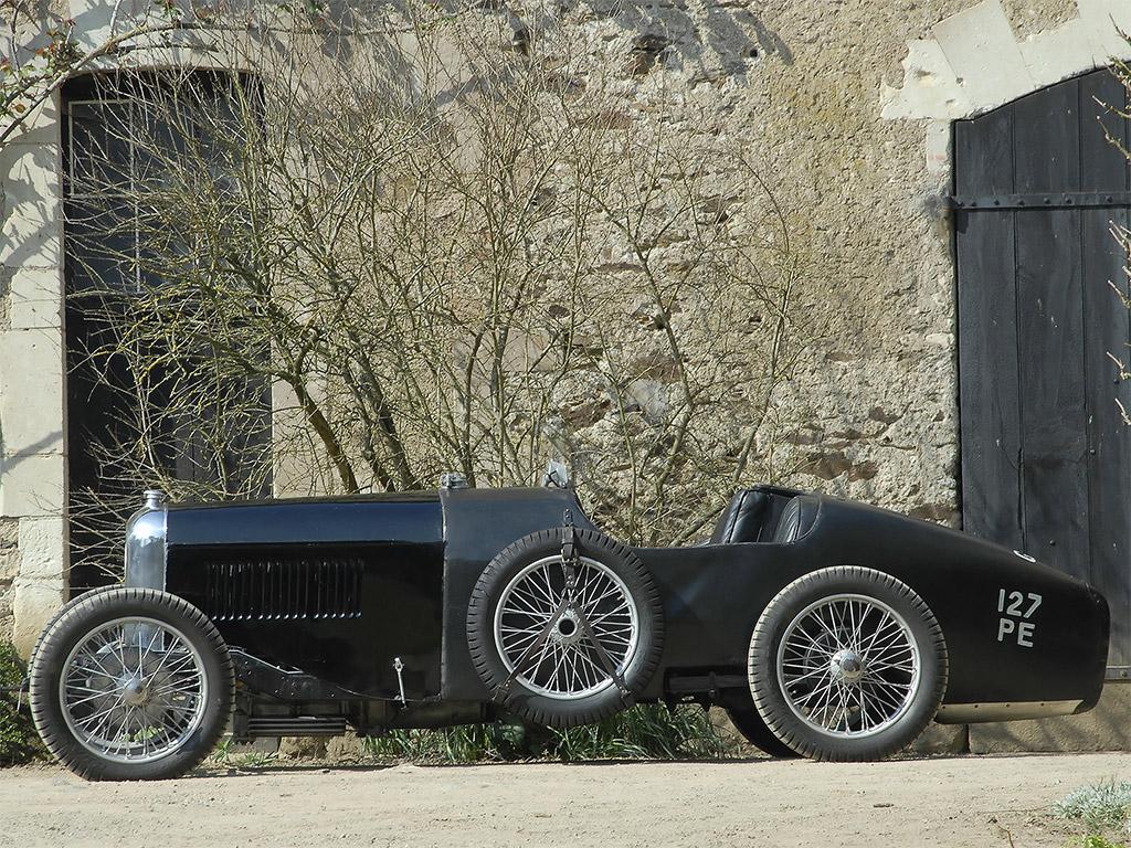 Salmson racecar 1927
