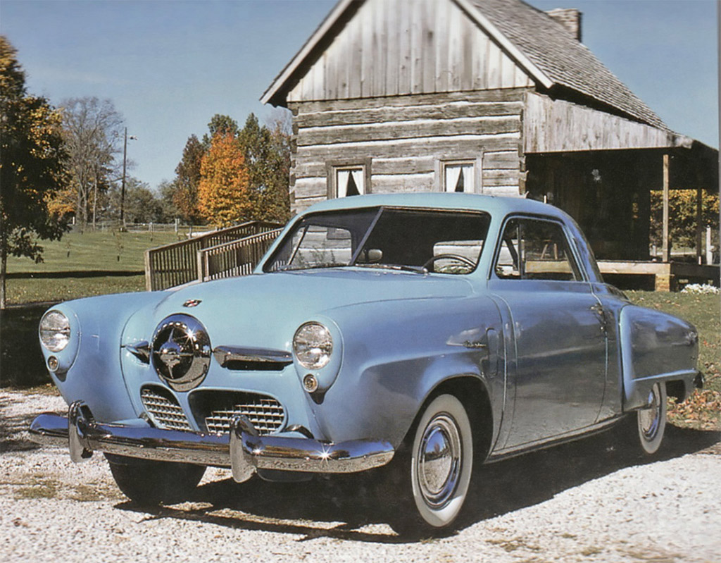 Studebaker Champion 1957