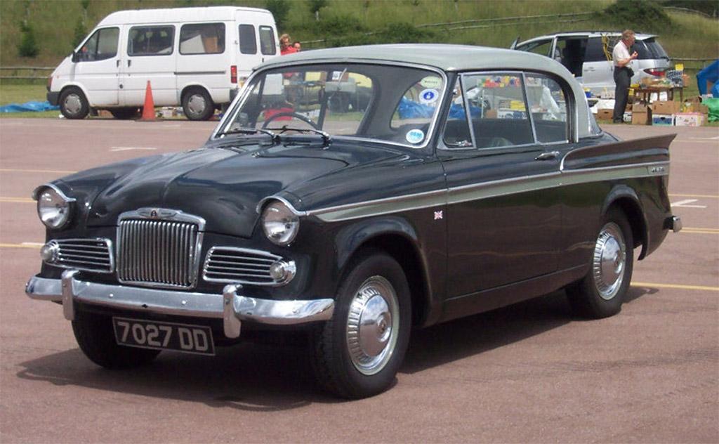Sunbeam Rapier Series II 1963