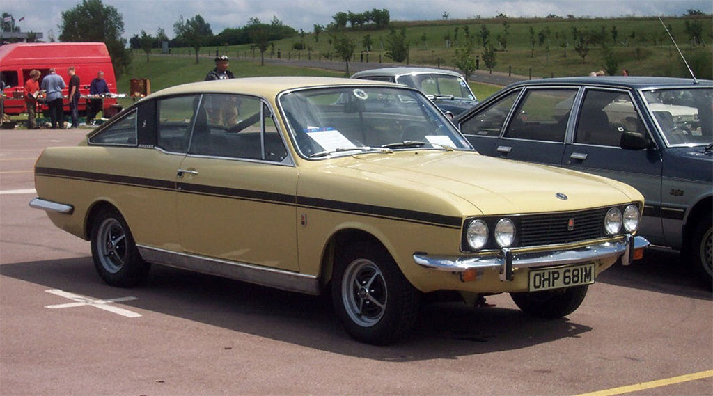 Sunbeam Rapier Coupe H120