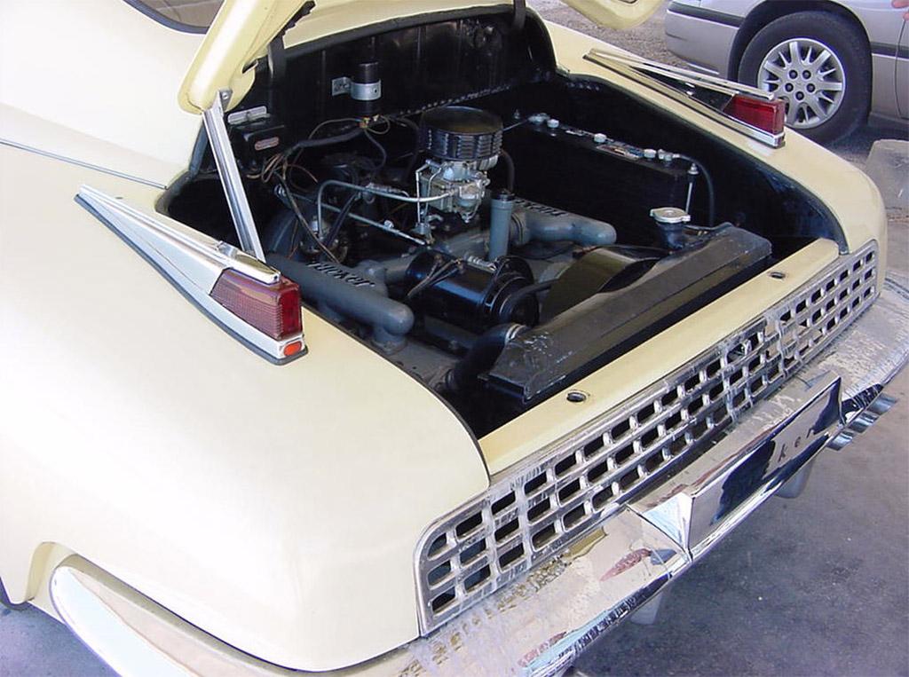 Tucker 48 motor