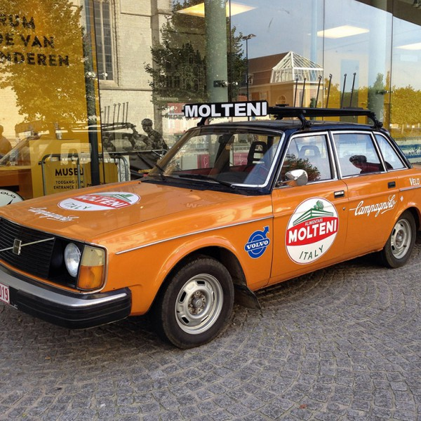 Volvo 240 Molteni Tour de France