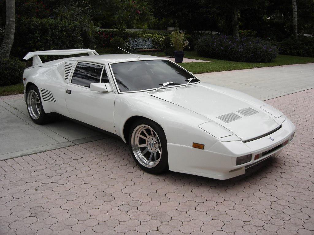 detomaso GT5 S 1989