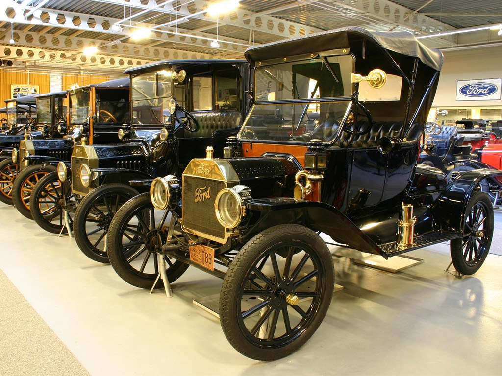 ford collectie hillegom