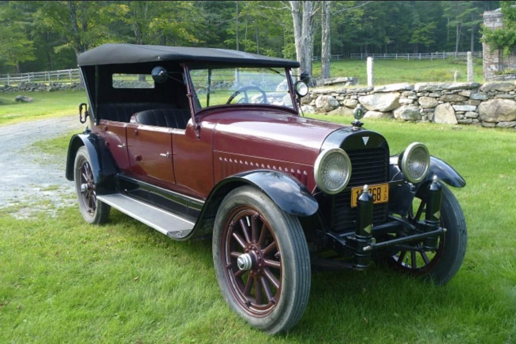 hudson super six 1921