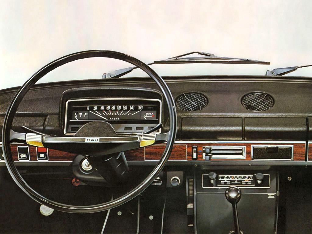 Lada 1200 klassiekerweb for Interieur 1970