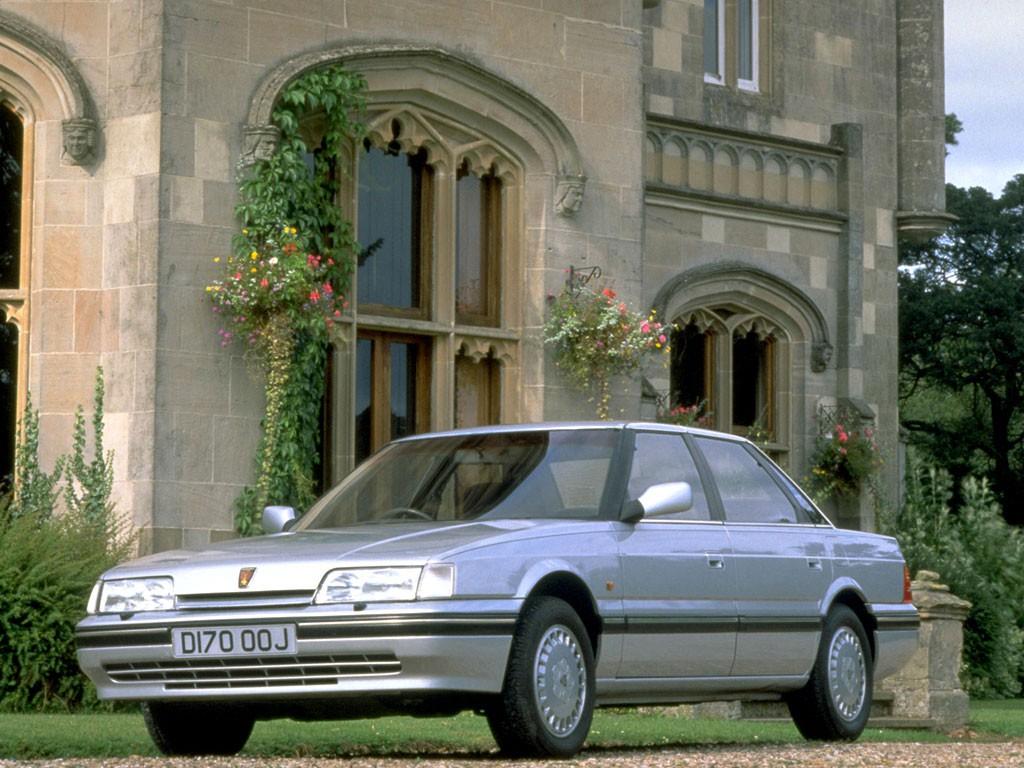 rover 800 1986