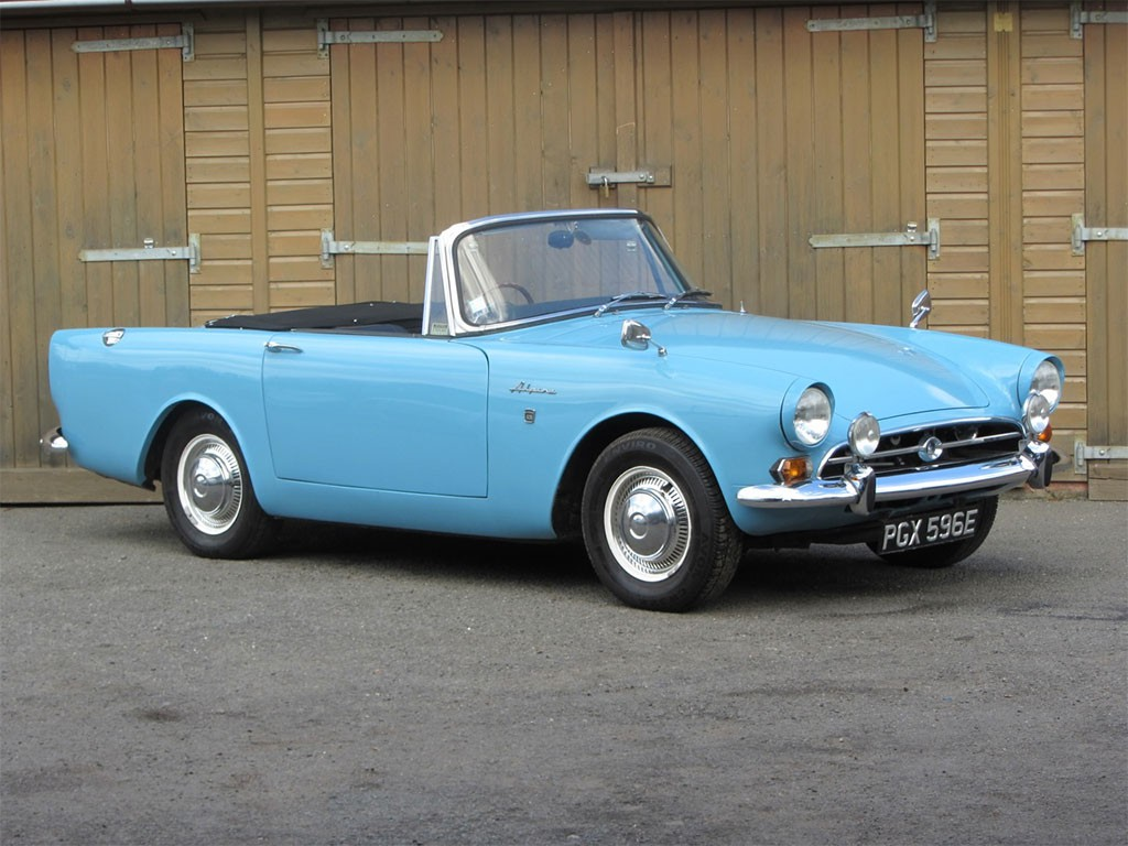 Sunbeam Alpine Cars For Sale Uk