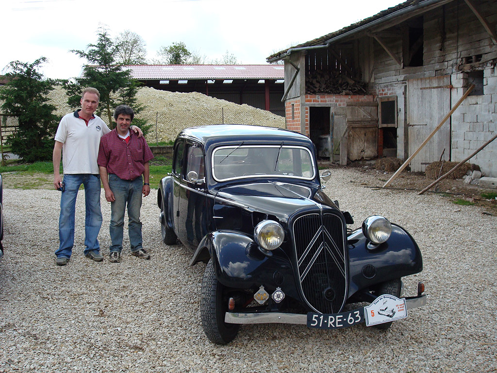 traction avant 7C pascal