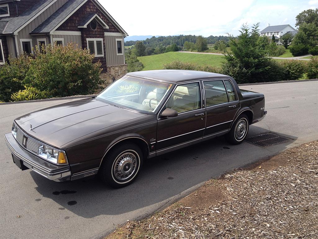 Oldsmobile 98 Regency Broughman 1986
