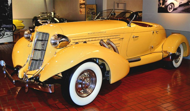 Auburn 851SC Speedster 1935