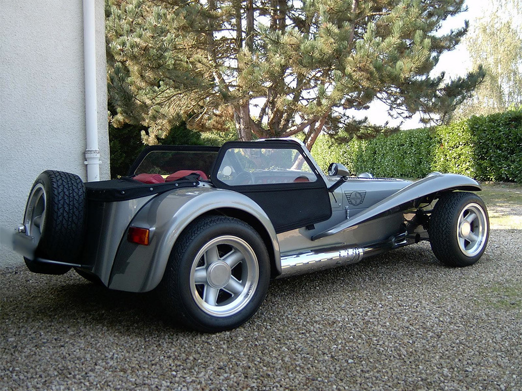 Donkervoort S8A 1990