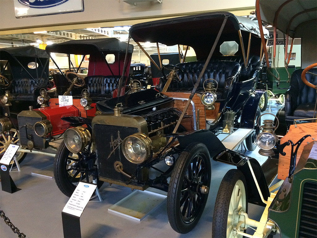 Ford K 1906