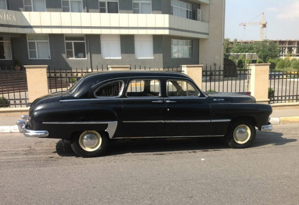 GAZ 12-ZIM 1954