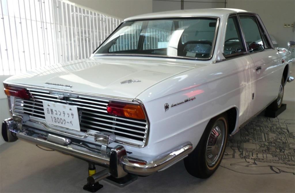 Hino Contessa 1300 PD coupe
