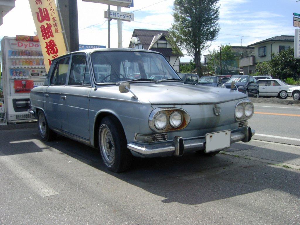 Hino Contessa 1300 1964