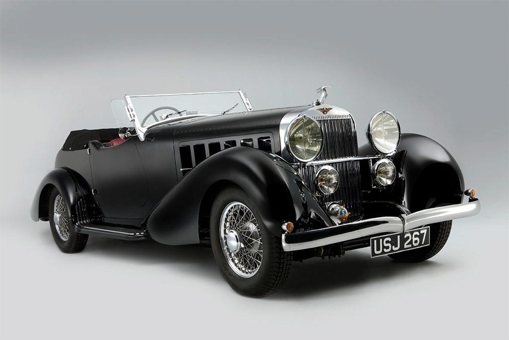 Hispano Suiza J12 1933