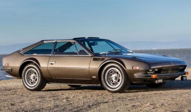 Lamborghini Jarama 1972