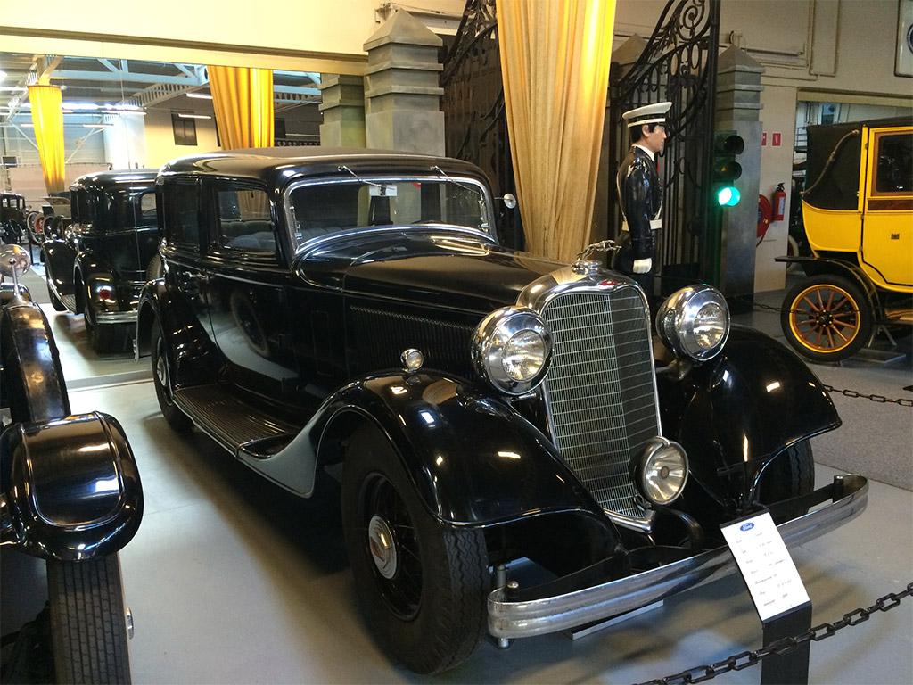 Lincoln KA515 1933