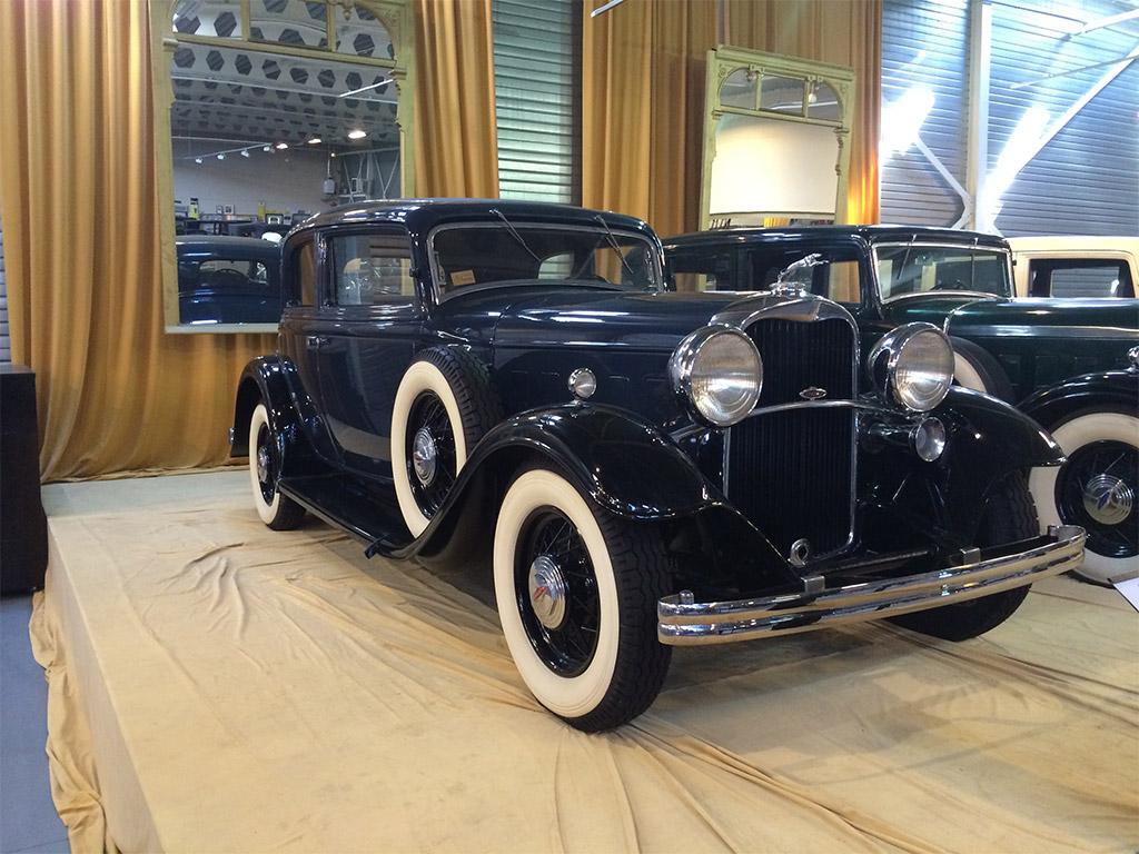 Lincoln Victoria 1932