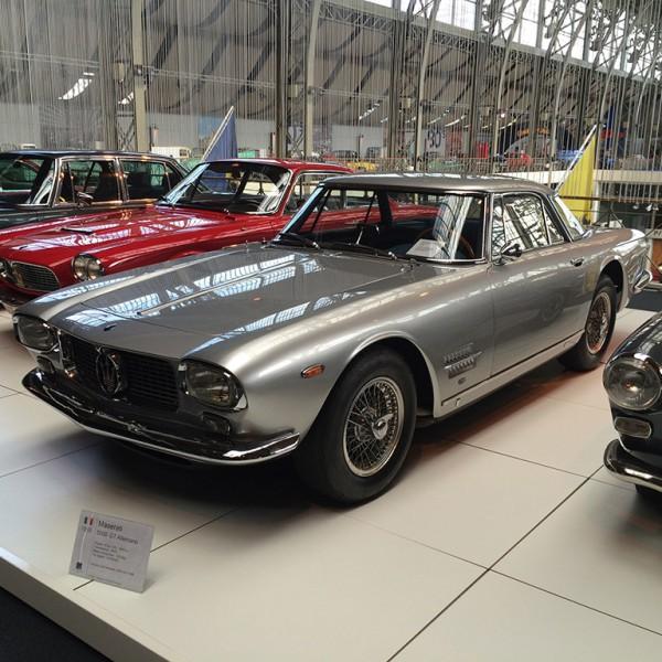 Masearti 5000GT Allemano 1959