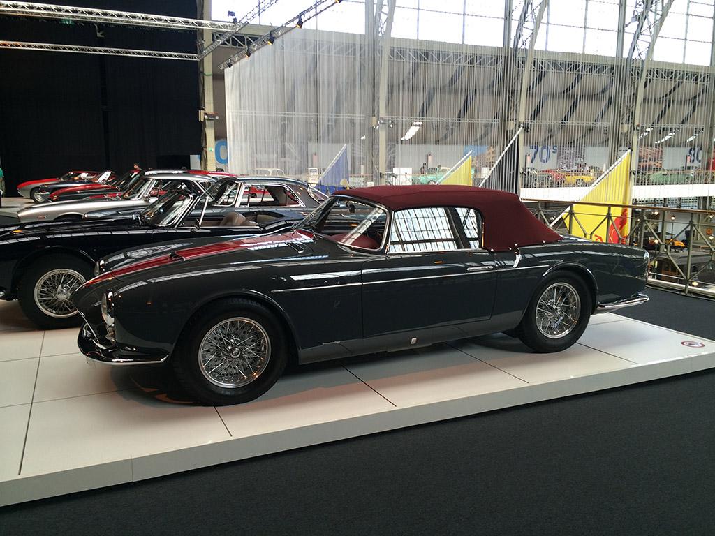Maserati A6G Spider 1959