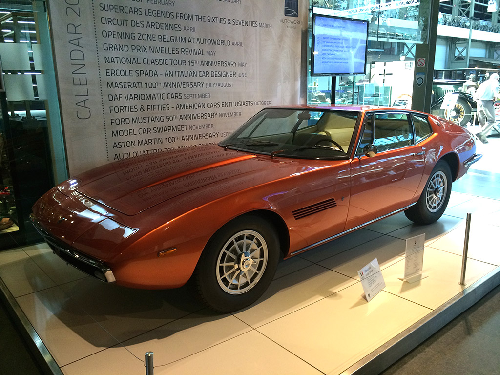 Maserati Ghilbli 1967