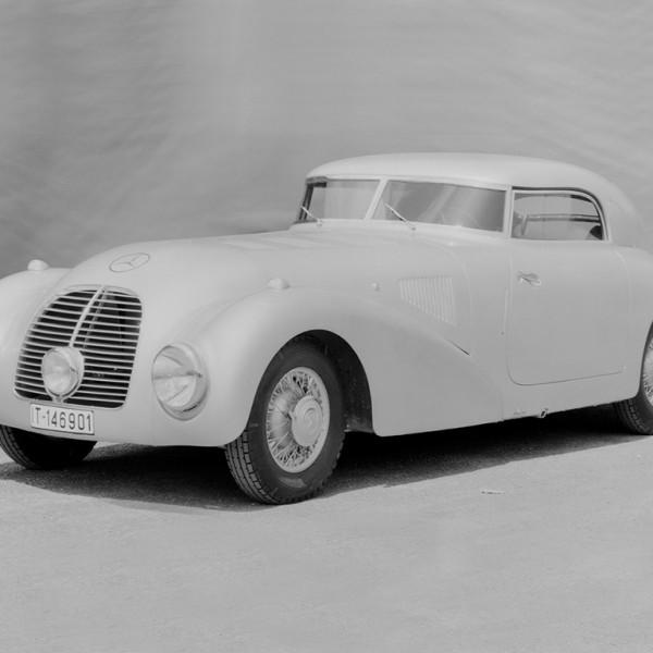 Mercedes 540K streamliner 1938