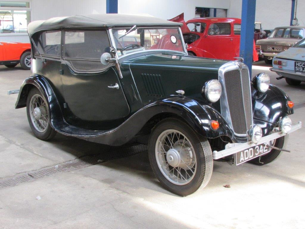 Morris Eight 1935 series 1