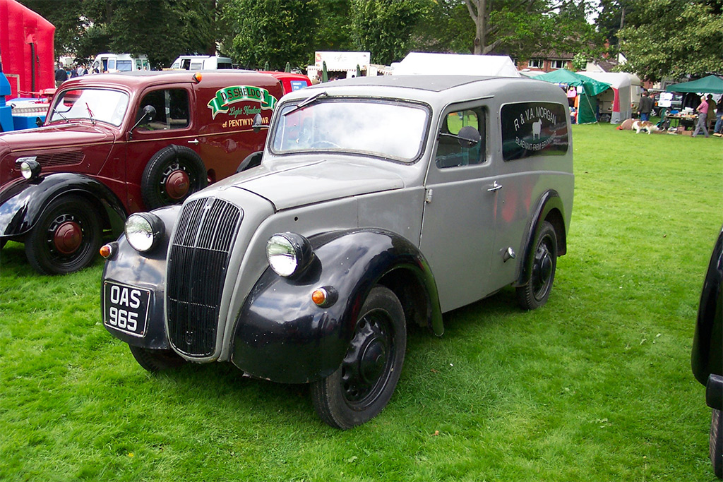 Morris Eight series Z