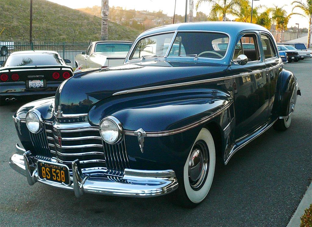 Oldsmobile 98 1941