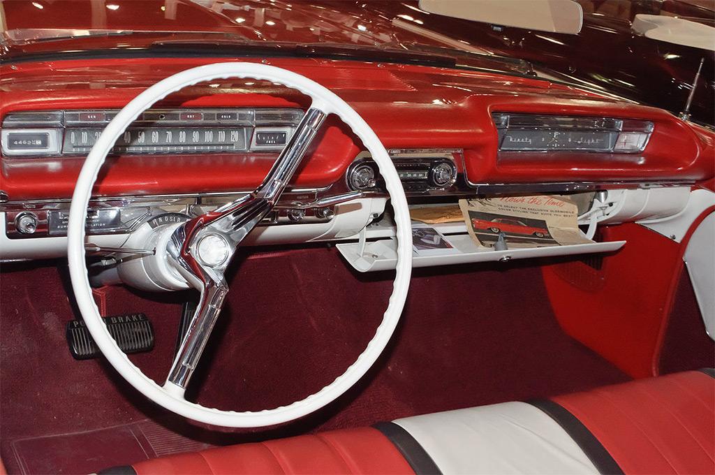 Oldsmobile 98 1959 interieur