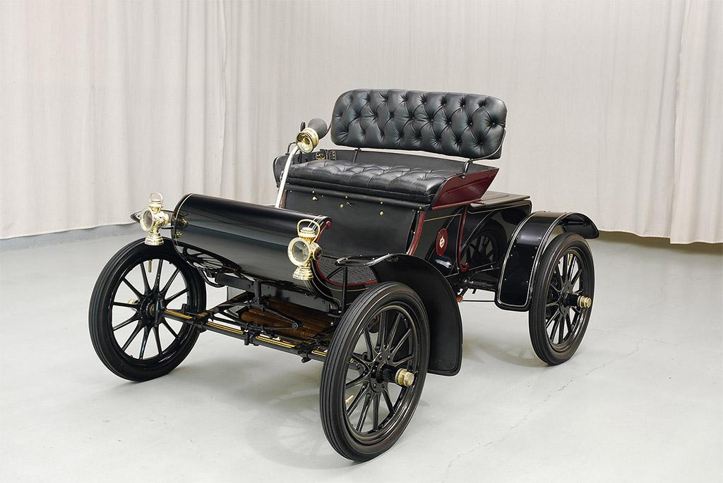 Oldsmobile Curved Dash 1905