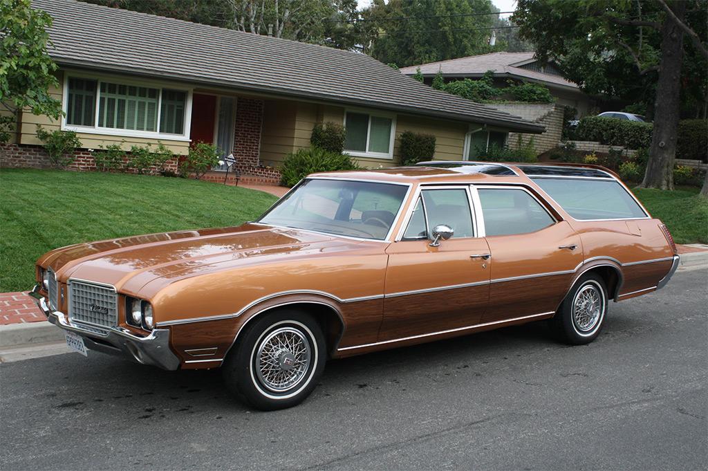 Oldsmobile Vista Cruiser 1972