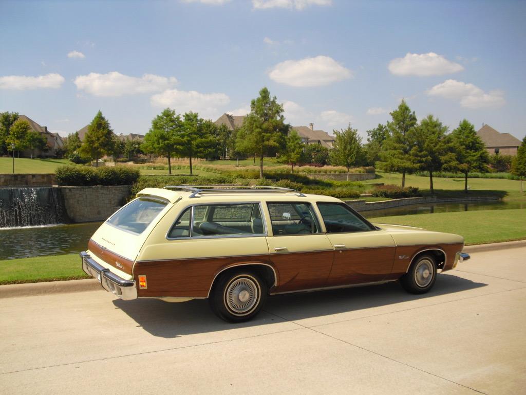 Oldsmobile Vista Cruiser 1973