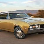 Oldsmobile toronado GT
