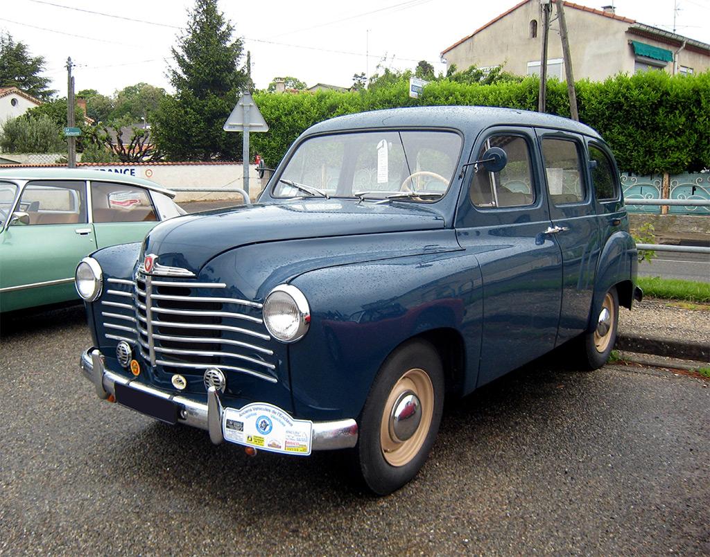 Renault Colorale prairie 1952