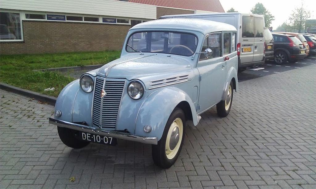 Renault Juvaquatre Break
