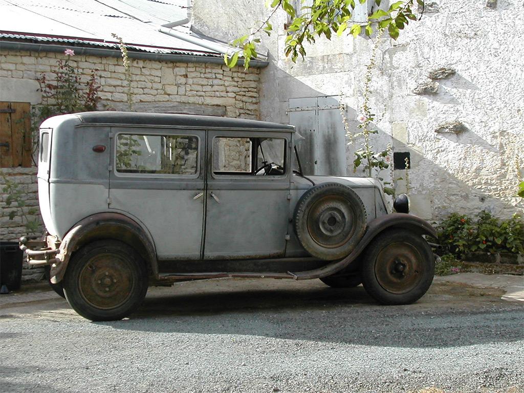 Renault Monasix 1931