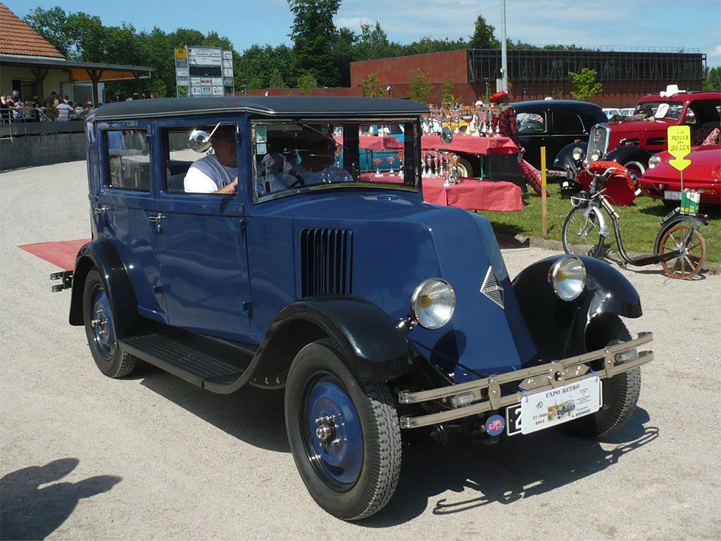 Renault Monasix RY1 berline 1929