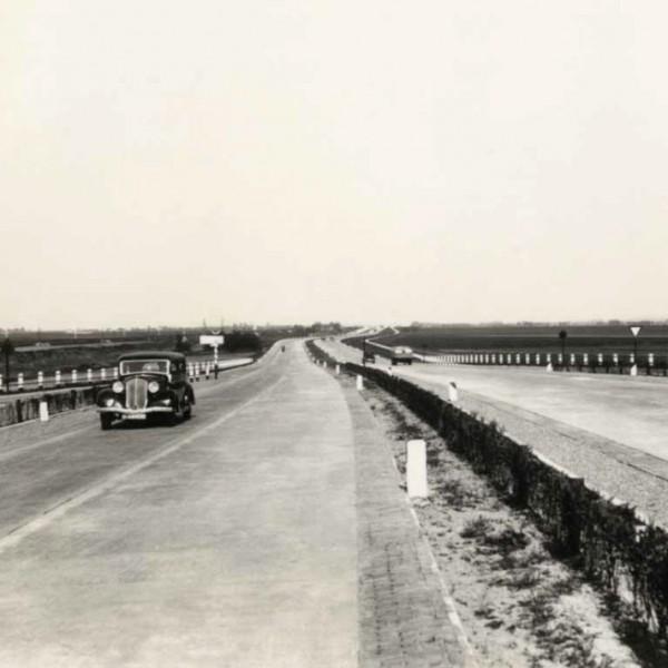 Rijksweg A12 1937