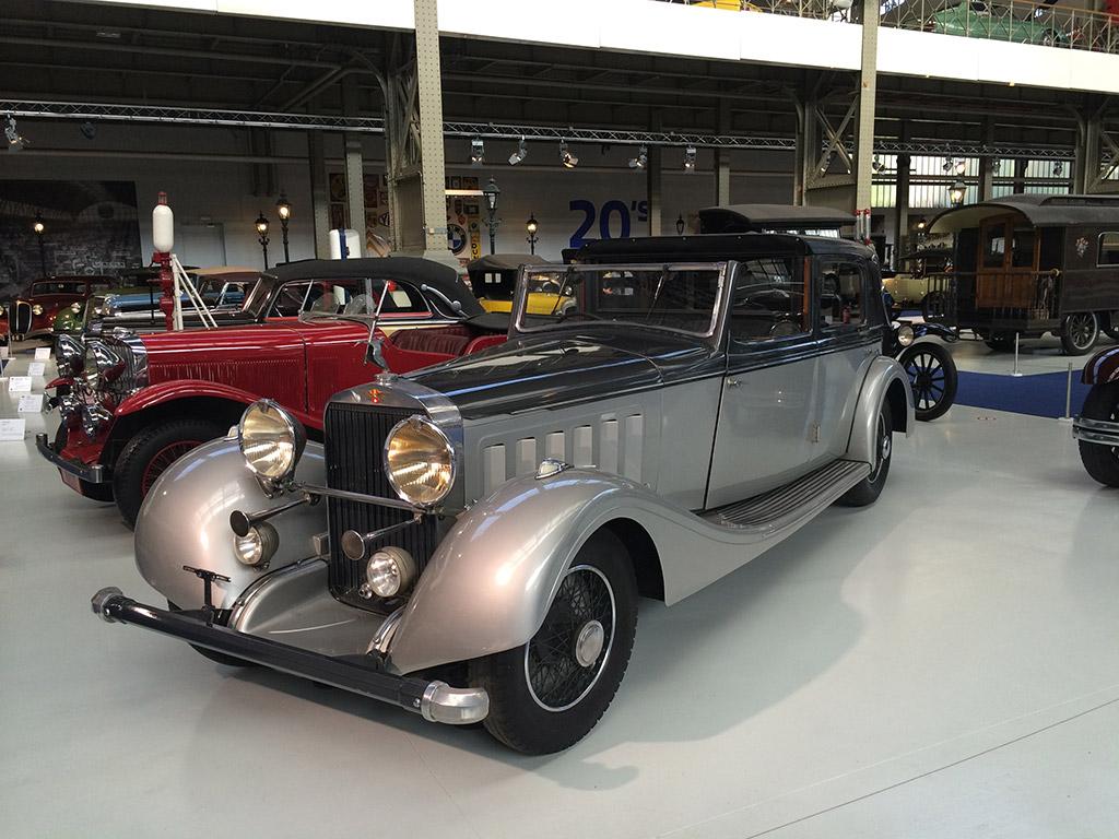 hispano suiza K6 1935