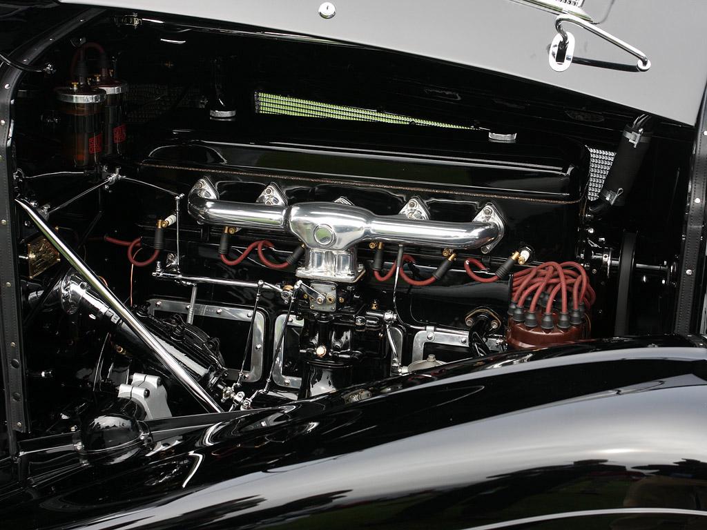 hispano suiza K6 motor