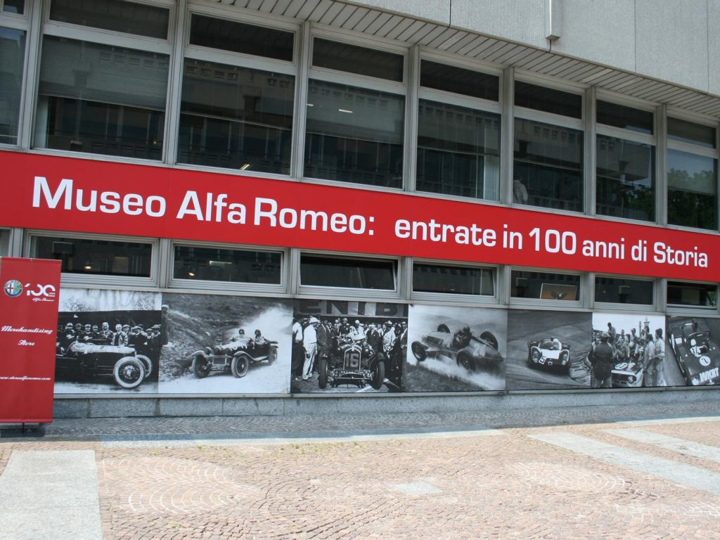 museo storica alfa romeo