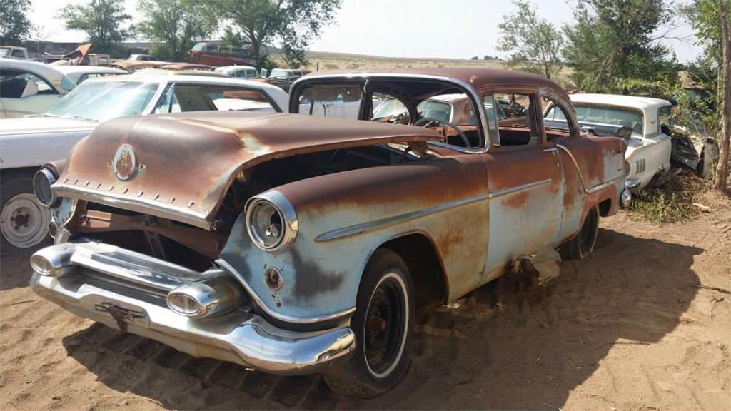 oldsmobile 1954-55