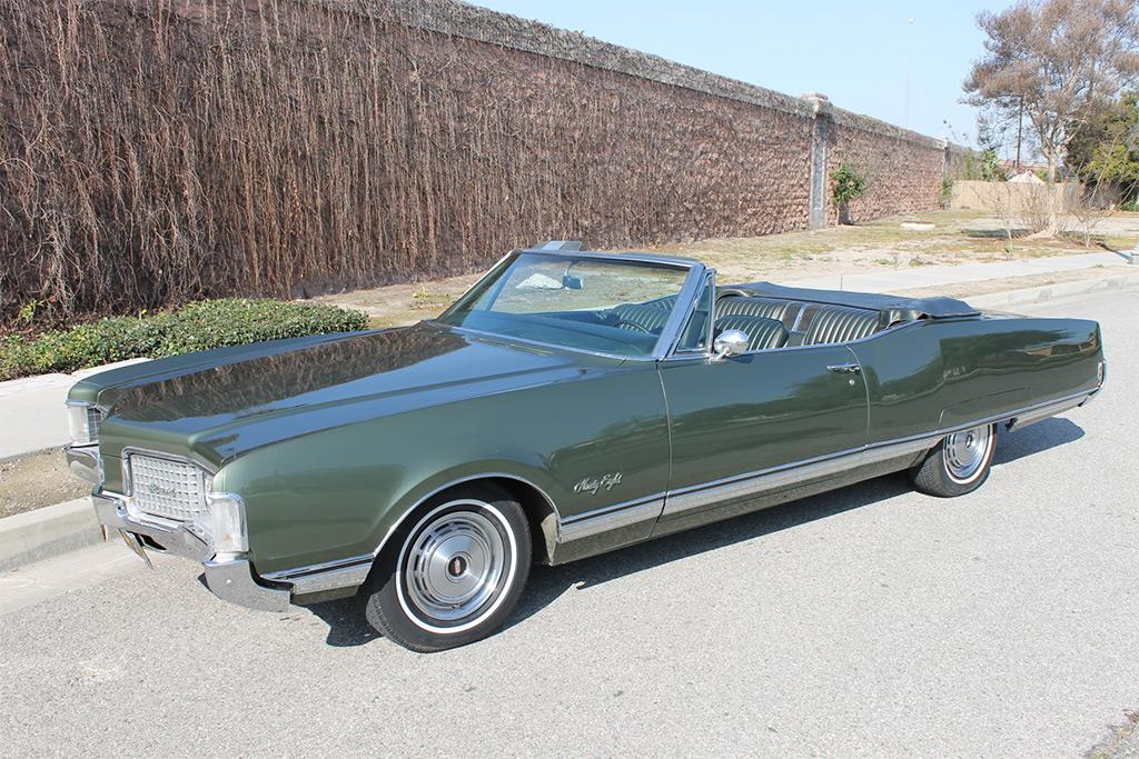 oldsmobile 98 1968