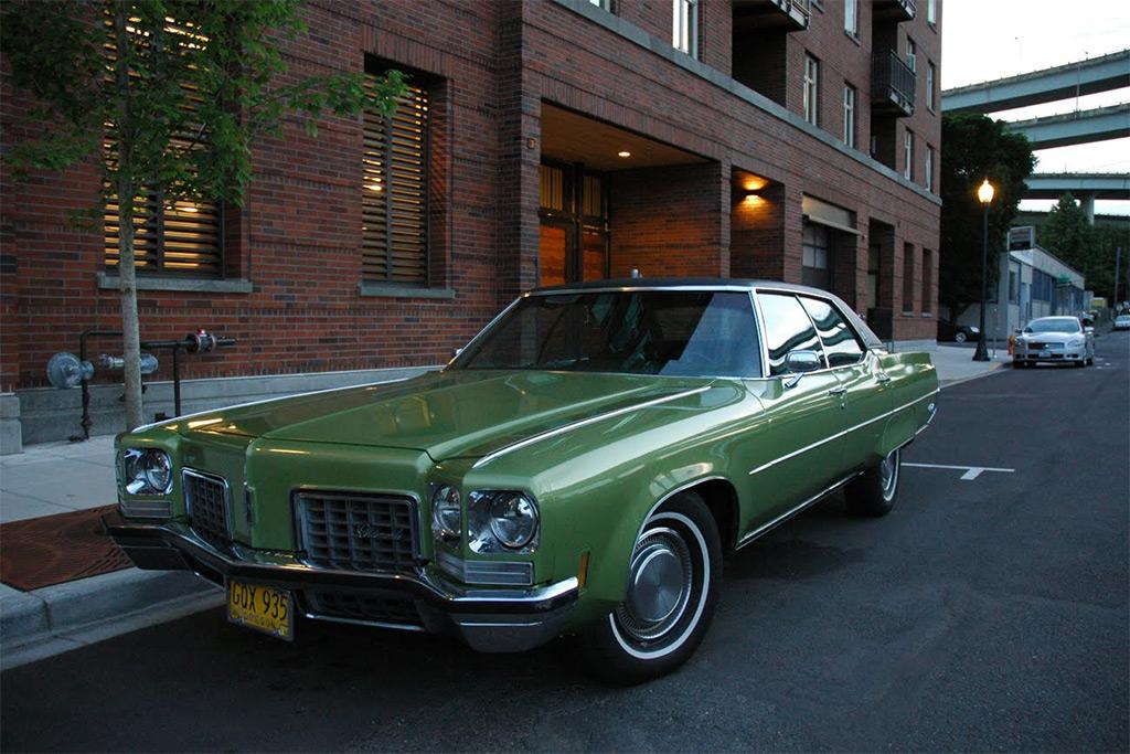 oldsmobile 98 1972