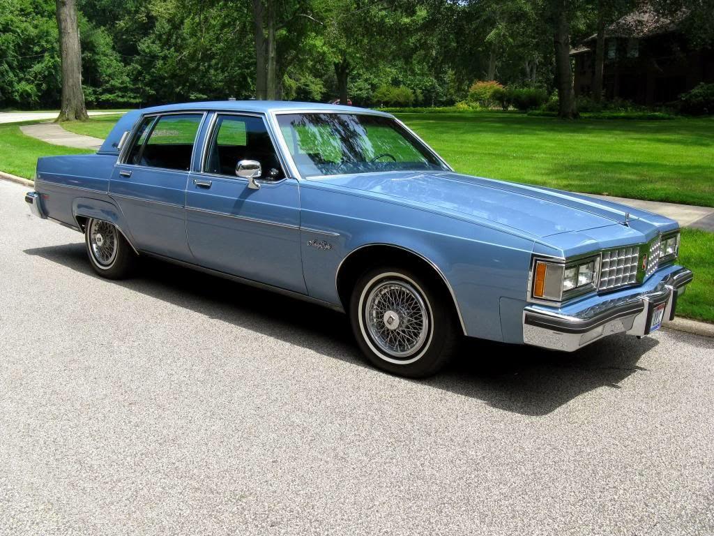 oldsmobile 98 regency 1980