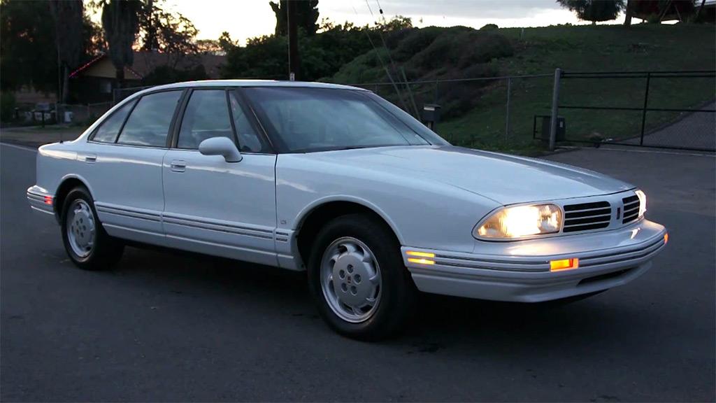 oldsmobile 98 regency 1994