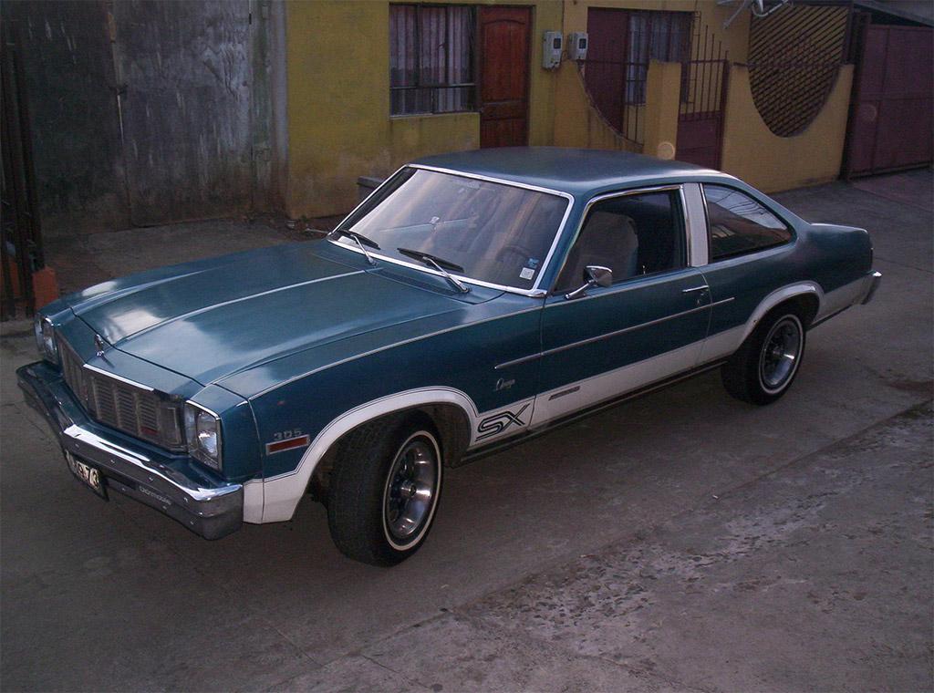 oldsmobile omega SX 1978